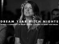 Dream Year Pitch Nights