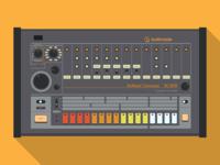 BC-808 Boltmade Rhythm Composer