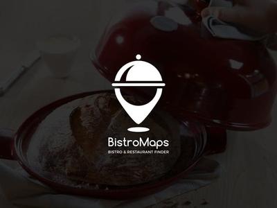 Bistro Mops minimalist logo redesign business logo design coffeeshop restaurant branding restaurant logo