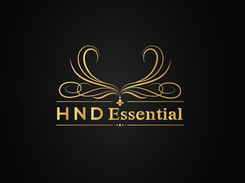 Hnd Essential company logo design business logo design illustration logodesign luxury branding luxury design luxury brand luxury logo