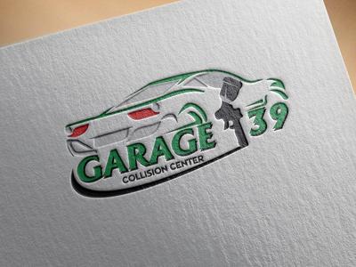 Garage 39 Automotive Logo