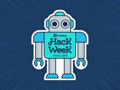 Instabug Hackweek Robot - March 2019