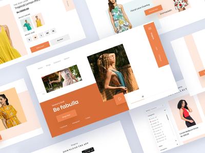 Fashion E-commerce Template