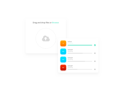 Drag Drop designs, themes, templates and downloadable graphic