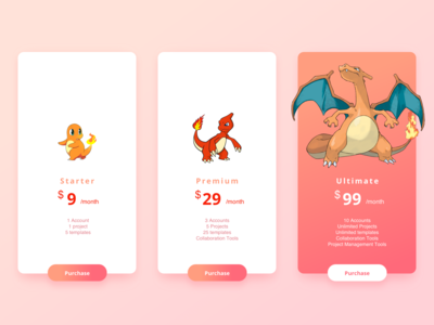 Product Pricing 🤑with Pokemon