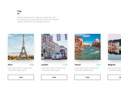European Trip Planning Experience