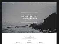 Emerald Creative Onepage