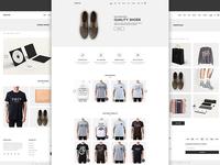 Andy – Multi-concept E-commerce