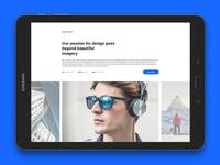 Harizma - Creative Agency Concept
