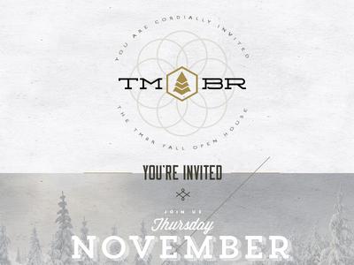 TMBR Invitation