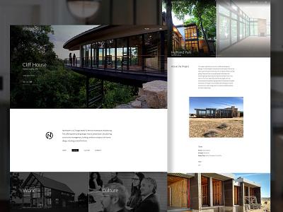 Northworks architecture design webdesign