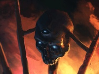 Skull 5 - Profane Pyre