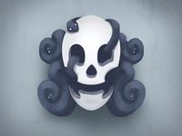 Skull 6 - Headsnakes