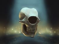 Skull 8 - Cyclopean