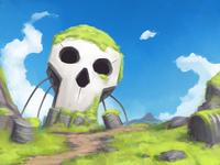 Skull 10 - Forgotten Face