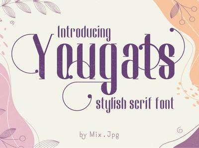 Yougats Font