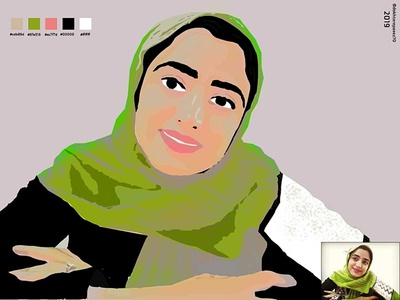 portrait desing design designer digital art adobe photoshop adobe digital painting portrait graphic