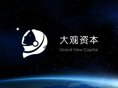 Grand View Capital astronaut outer space