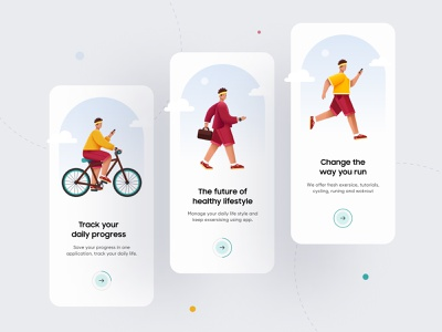 Onboarding UI Design ui design mobile apps ux ui design mobileapps mobileapp mobileappdesign minimal mobile app mobile ui mobile app ui uiux ux interface
