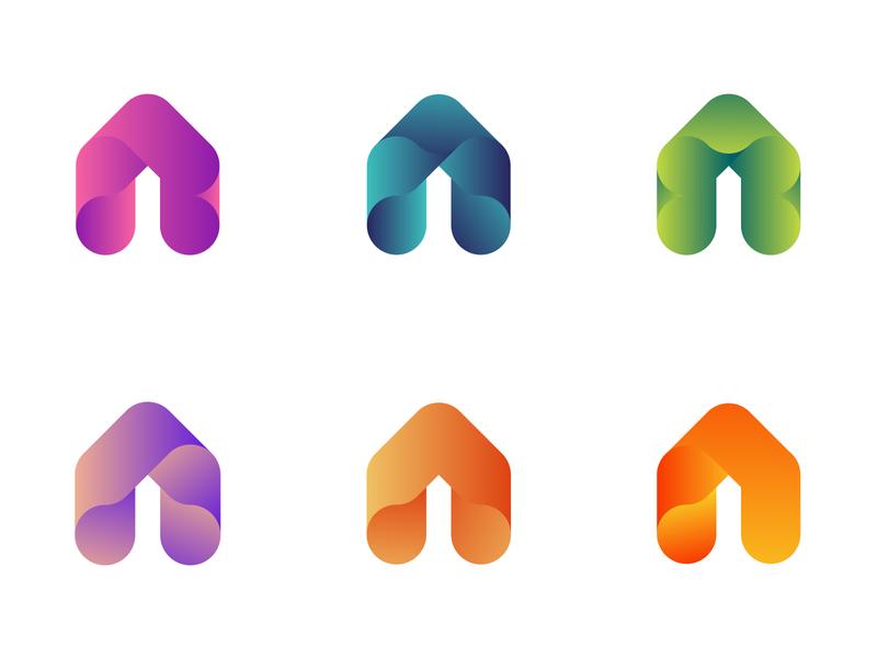 Six home icon logo