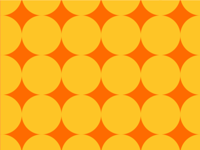 Diamond Pattern shape color pattern