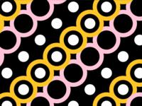 Yellow/Pink Pattern No. 5