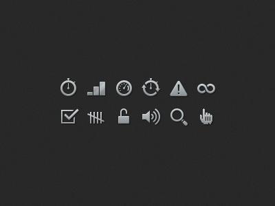 Phocus Site Icons site icons glyphs