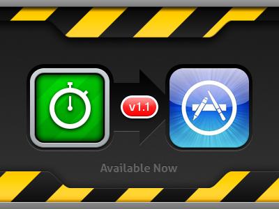 Updated ios app