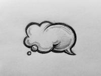Dialoggs Logo Sketch (Combined)