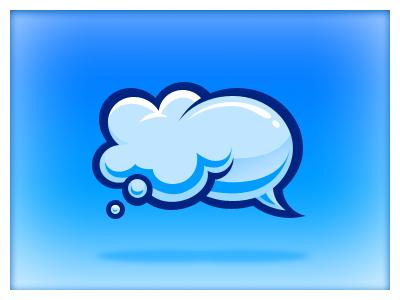 Dialoggs Logo Concept logo vector