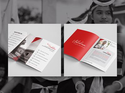 annual year book design layout design identity year book annual book layout book design