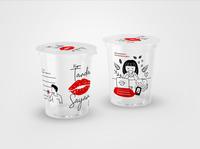 Coffee cup design coffee packaging packagingdesign coffeetogo coffeeshop