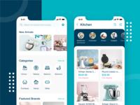 iOS Ecommerce App