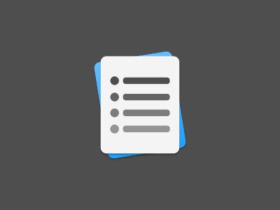 Workflowy Chrome App Icon Redesign mac redesign icon workflowy