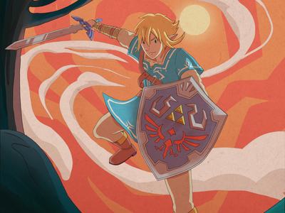 The Adventure of Link from Hyrule