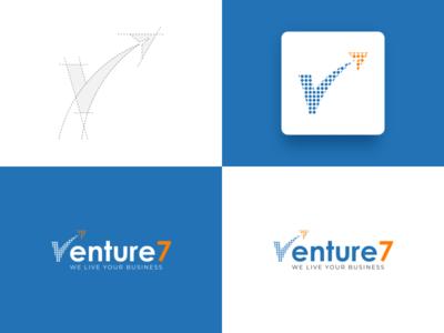 Venture 7 logo