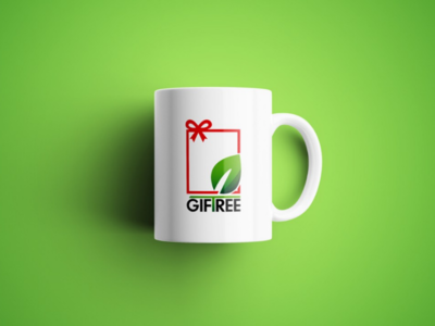 Giftree Logo Design photoshop logo inspiration illustrator identity graphic-design creative branding behance adobe