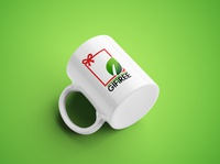 Giftree Logo Design graphic-design inspiration identity branding behance logo adobe illustrator creative photoshop