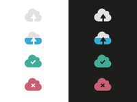 Upload Icon Set