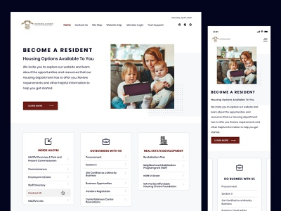 Responsive Landing Page website app web branding minimal design