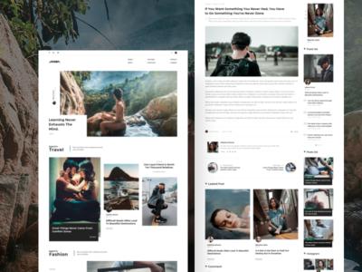 Logen - Blog/ Magazine Theme