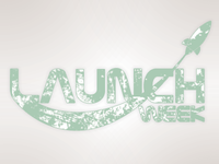 Launch Week Logo - Alt