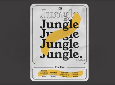 Jungle & Park Hotel - Poster Concept