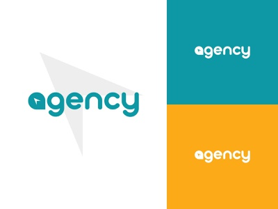 agency logo plane design branding logo illustration flight airplane agancy