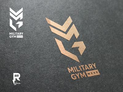 MGW Logo3 adobe photoshop adobe illustrator ai vector branding typography graphic design design