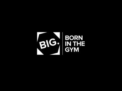 Born In the Gym sportswear brand logo