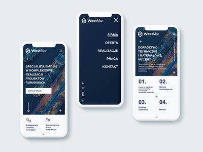 maritime industry company Mobile Site