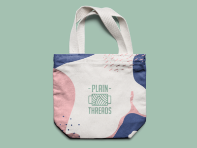Plain Threads Tote bag