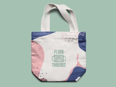 Plain Threads Tote bag