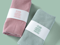 Plain Threads Packaging